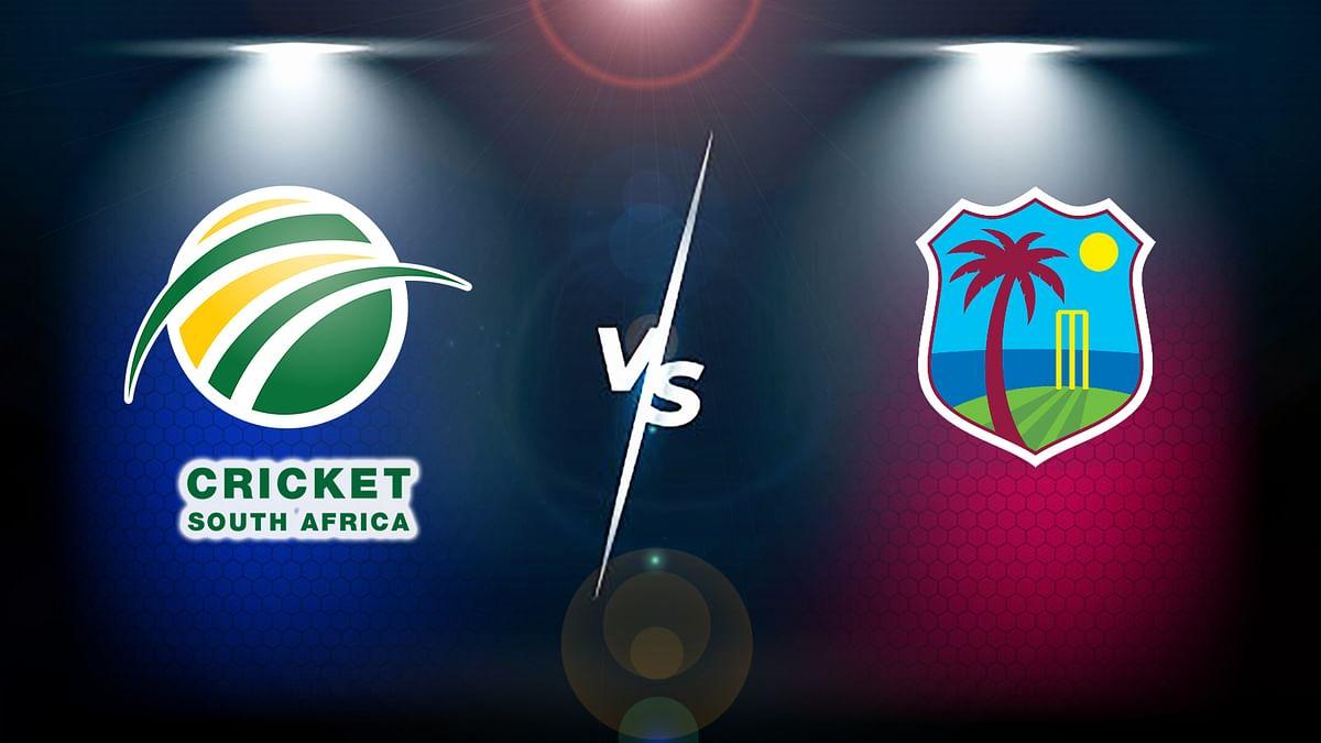 South Africa ने West Indies को 2-0 से किया क्लीन स्वीप