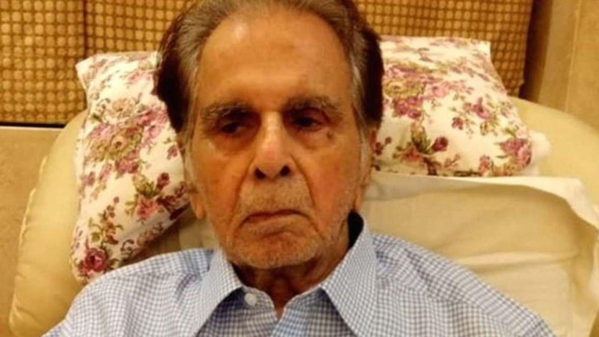दिलीप कुमार एक बार फिर अस्पताल में हुए भर्ती, सांस लेने में हो रही तकलीफ
