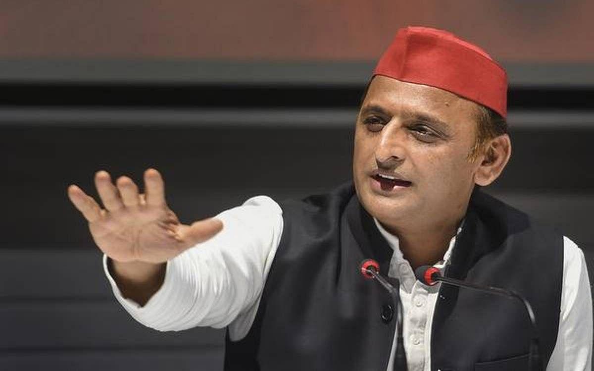 अखिलेश ने कहा उत्तर प्रदेश राजनीतिक संक्रमण का भी शिकार