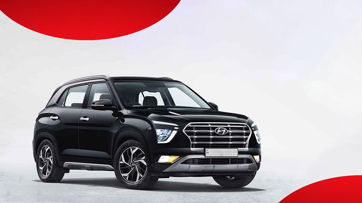 Hyundai ने भारत में लांच की नई कॉम्पैक्ट SUV 'Creta SX Executive'