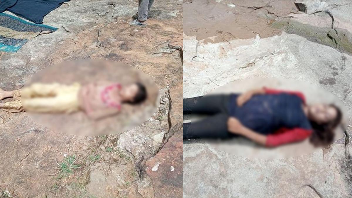 छिंदवाड़ा: नदी में कपड़े धोने गई 2 किशोरियों की डूबने से मौत, बाहर निकाले शव