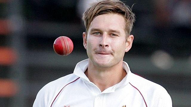 Zimbabwe के गेंदबाज Kyle Jarvis ने क्रिकेट के सभी प्रारूपों से लिया संन्यास