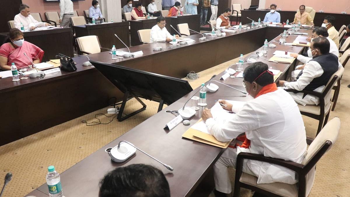 मंत्रालय में आयोजित कैबिनेट बैठक की मंत्री मिश्रा ने दी निर्णयों की जानकारी
