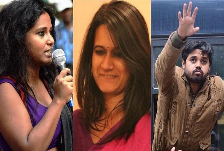 दिल्ली हिंसा मामले में हाईकोर्ट ने दी देवांगना, नताशा और आसिफ को जमानत