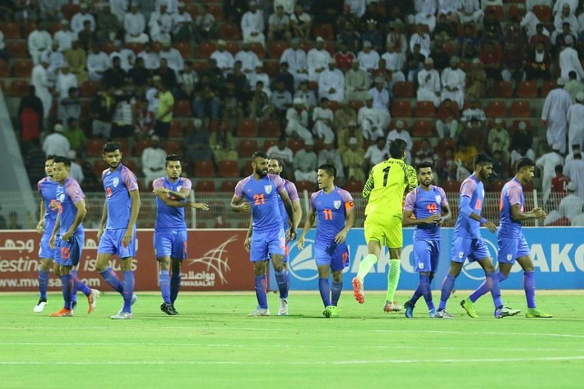 Afghanistan के साथ ड्रा खेलकर भारत Asia Cup के तीसरे राउंड में