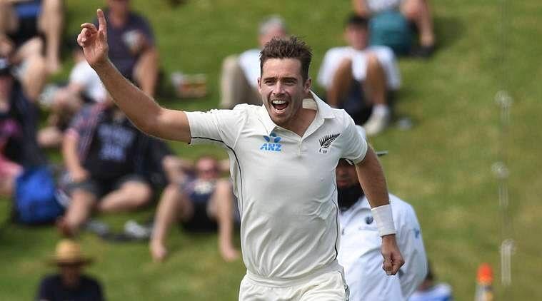 इंग्लैंड पहली पारी मे 275 रन पर ऑलआउट, साउदी ने सस्ते में समेटा