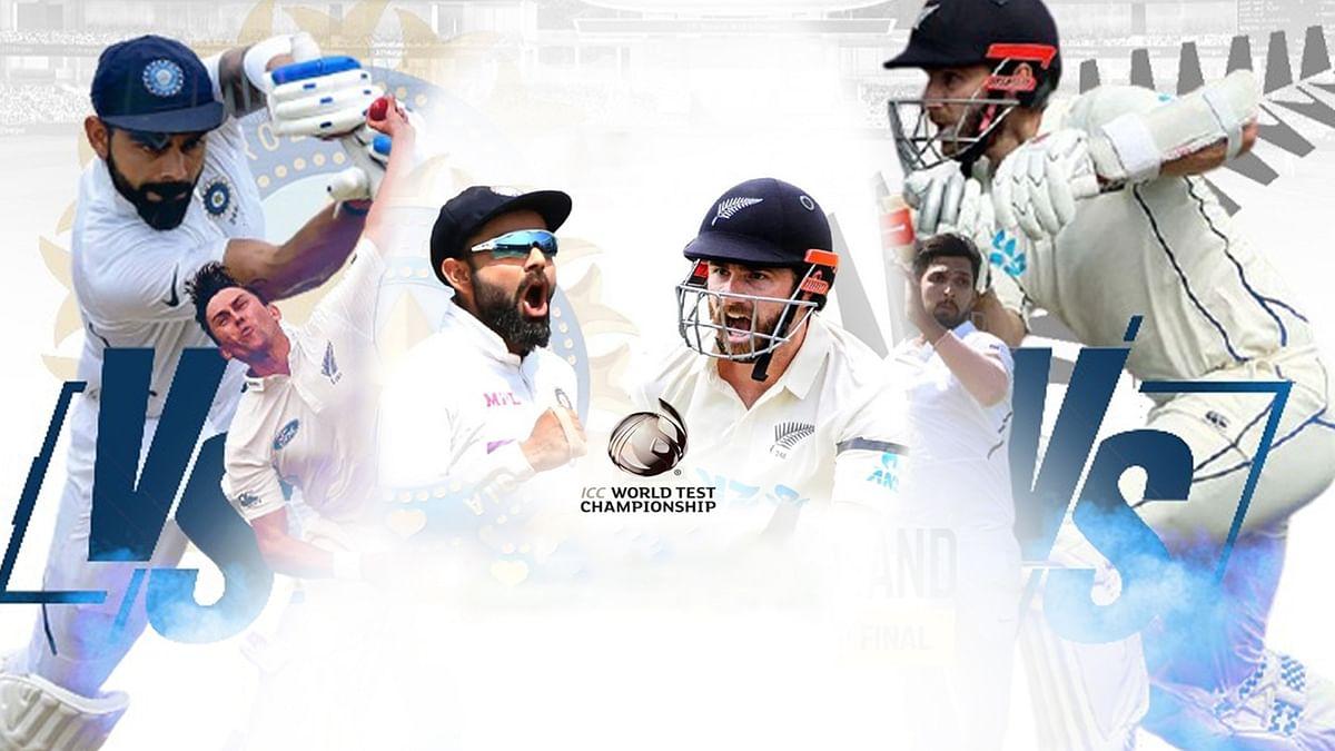 पहला विश्व Test Champion बनने उतरेंगे India और New Zealand