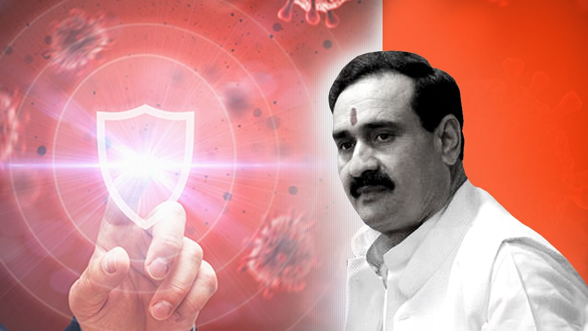 कोरोना से मुकाबले में जीत रहा है MP, अब संक्रमण दर घटकर 0.7%: मंत्री मिश्रा