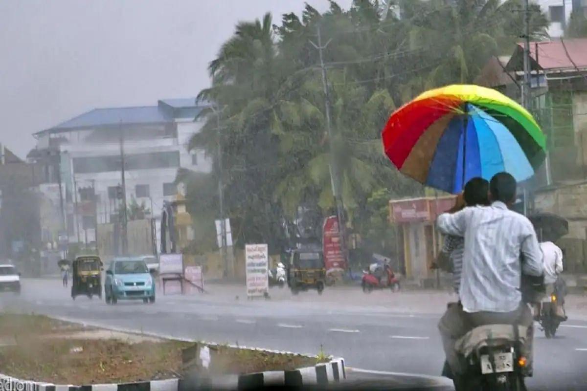 उत्तर प्रदेश में आज मानसून की एंट्री, इन राज्यों में बारिश का अलर्ट जारी