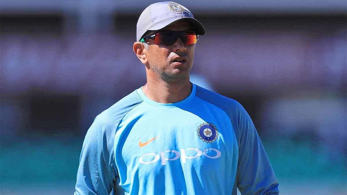 मुख्य कोच के तौर पर भारतीय टीम के साथ श्रीलंका दौरे पर जाएंगे राहुल द्रविड़
