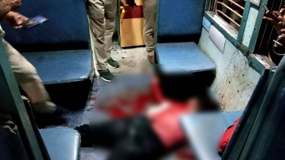 सीहोर: चलती नर्मदा एक्सप्रेस में युवती की गला रेतकर हत्या, मची अफरा-तफरी
