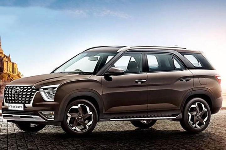 Hyundai ने भारत में लांच की नई 7 सीटर SUV 'Alcazar'
