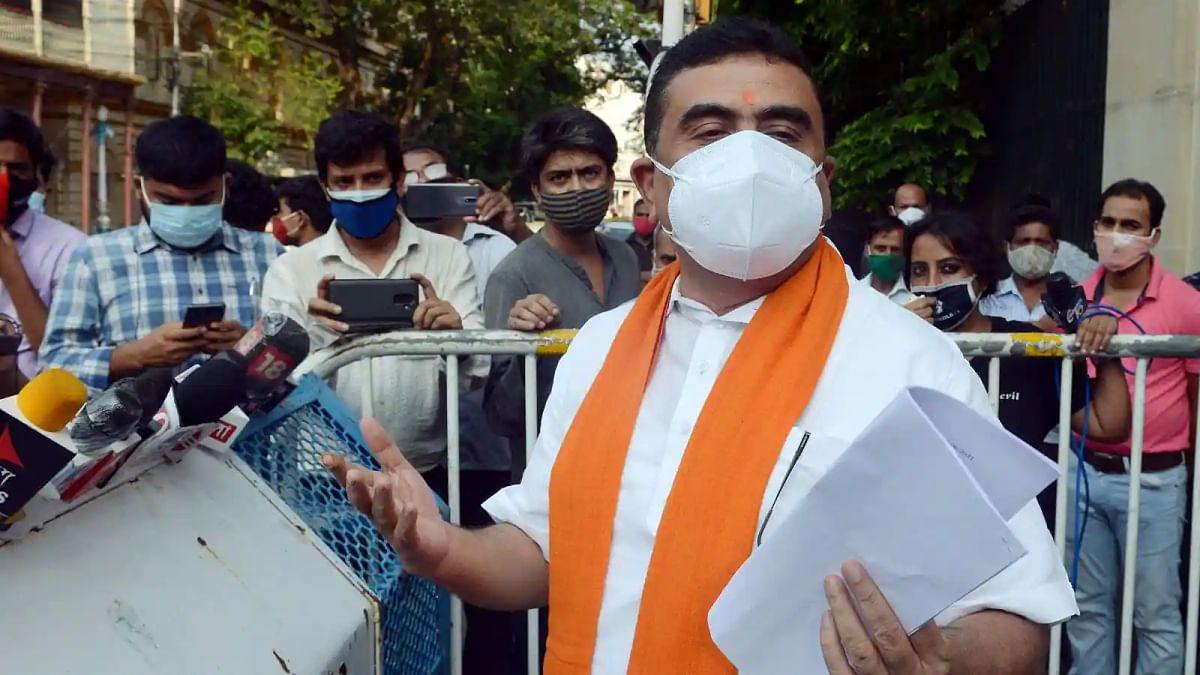 चोरी के आरोप में भाजपा नेता शुवेंदु अधिकारी और उनके भाई के खिलाफ FIR दर्ज