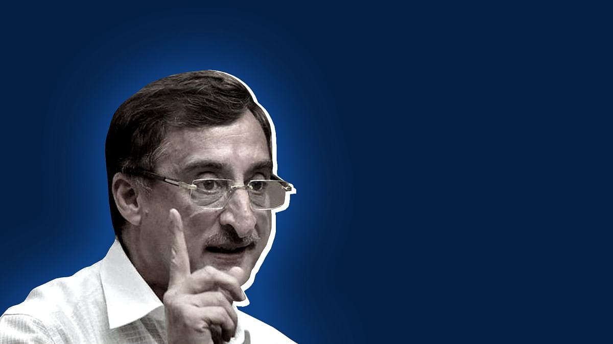 कांग्रेस के लीगल सेल के राष्ट्रीय अध्यक्ष का विवेक तंखा ने छोड़ा पद