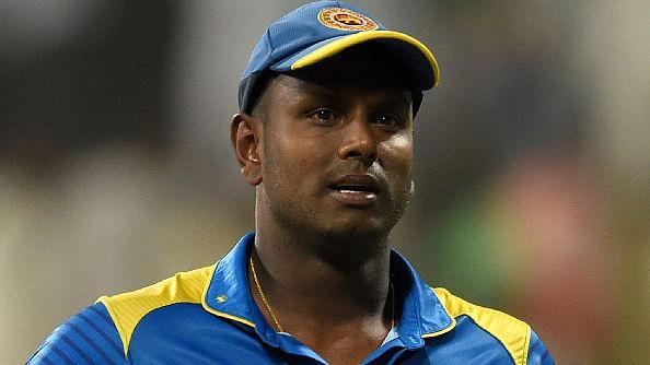 Angelo Mathews निजी कारणों से भारत के खिलाफ आगामी वनडे सीरीज से बाहर