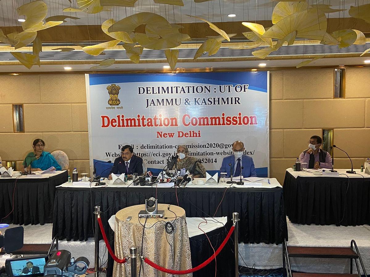 J&K में विधानसभा सीटें बढ़ाने को लेकर Delimitation Commission का बड़ा फैसला