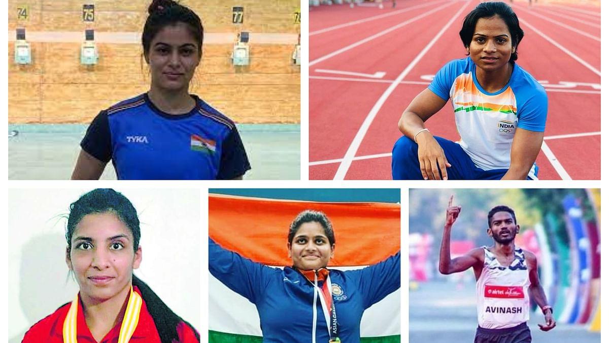 भारतीय एथलीट अविनाश साबले और दुती चंद का निराशाजनक प्रदर्शन