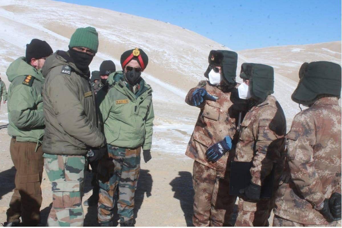 सेना ने चीनी सैनिकों के साथ झड़प की रिपोर्ट का खंडन किया