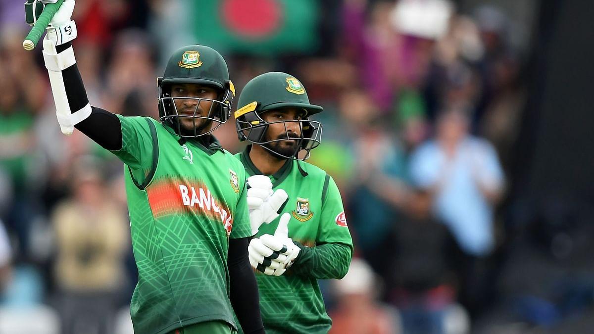 क्रिकेट : Bangladesh ने Zimbabwe को 155 रन से पीटा