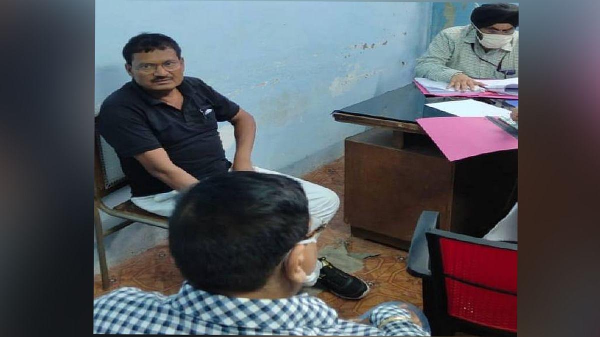 जबलपुर: EOW ने एनवीडीए के एसडीओ को 50 हजार की रिश्वत लेते दबोचा