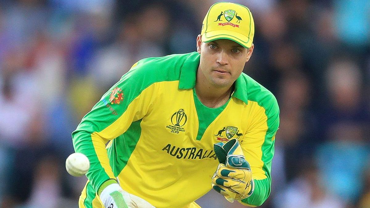 फिंच के बाहर होने के बाद पहले वनडे में ऑस्ट्रेलिया की कप्तानी करेंगे कैरी