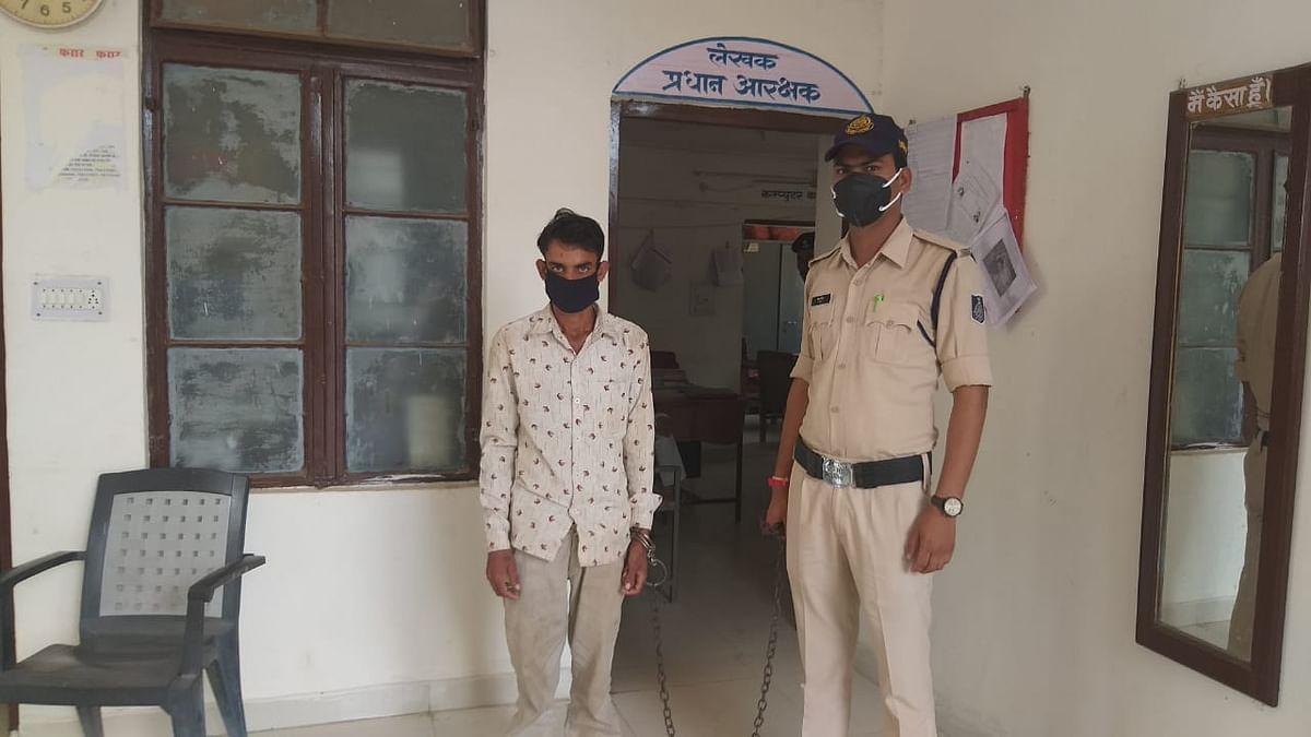 गैरतगंज तहसील क्षेत्र में 7 दिनों बाद भी मुख्य आरोपी पकड़ से बाहर