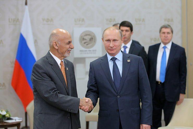 रूस ने अफगानिस्तान में प्रांतीय गठबंधन प्राधिकरण के गठन का किया आह्वान