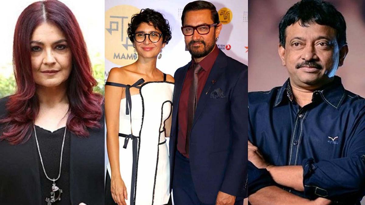 पूजा भट्ट और राम गोपाल वर्मा ने Aamir-Kiran के तलाक पर दिया रिएक्शन