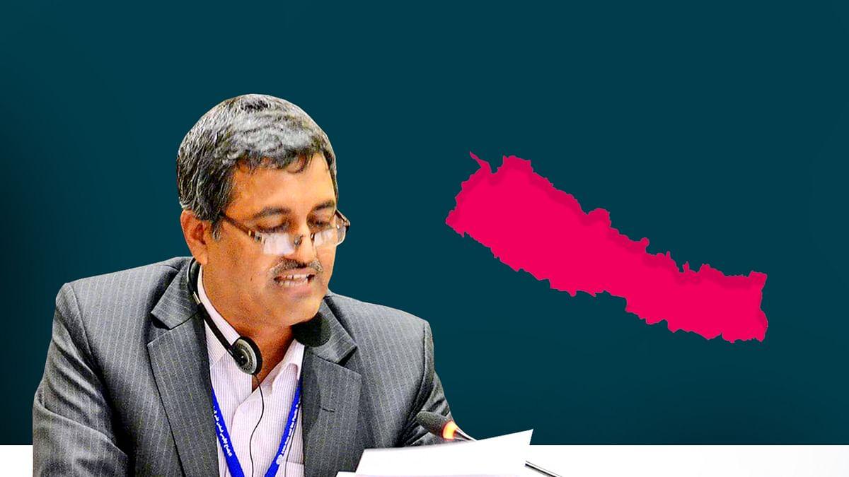 नेपाल के अटार्नी जनरल रमेश बादल का इस्तीफा