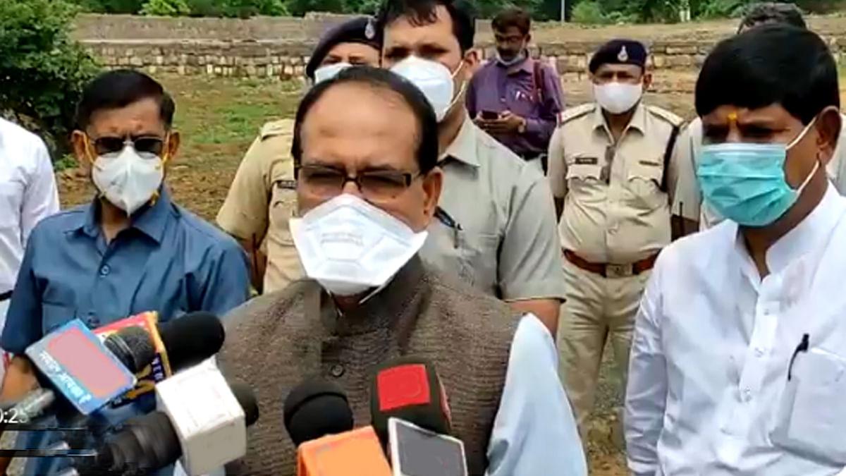 CM चौहान का बयान- कांग्रेस के नेता पिछड़े वर्ग के हितैषी होने का करते हैं नाटक