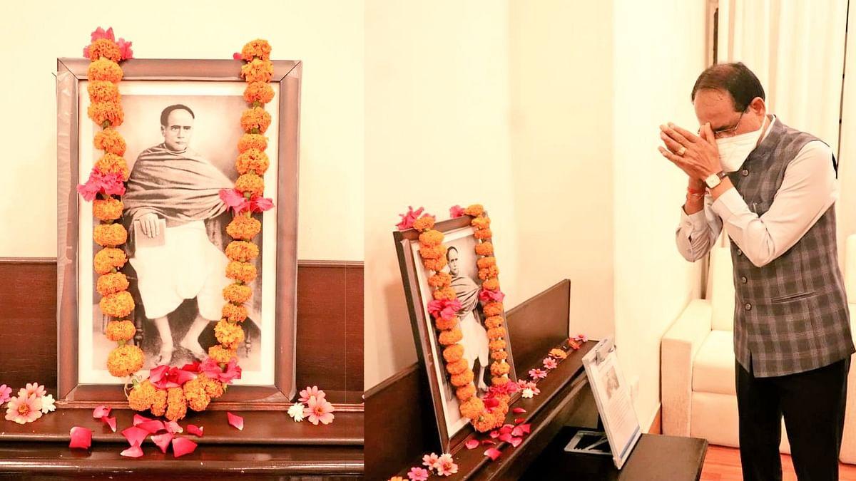 महान समाज सुधारक 'ईश्वर चंद्र विद्यासागर' की पुण्यतिथि पर CM ने किया नमन