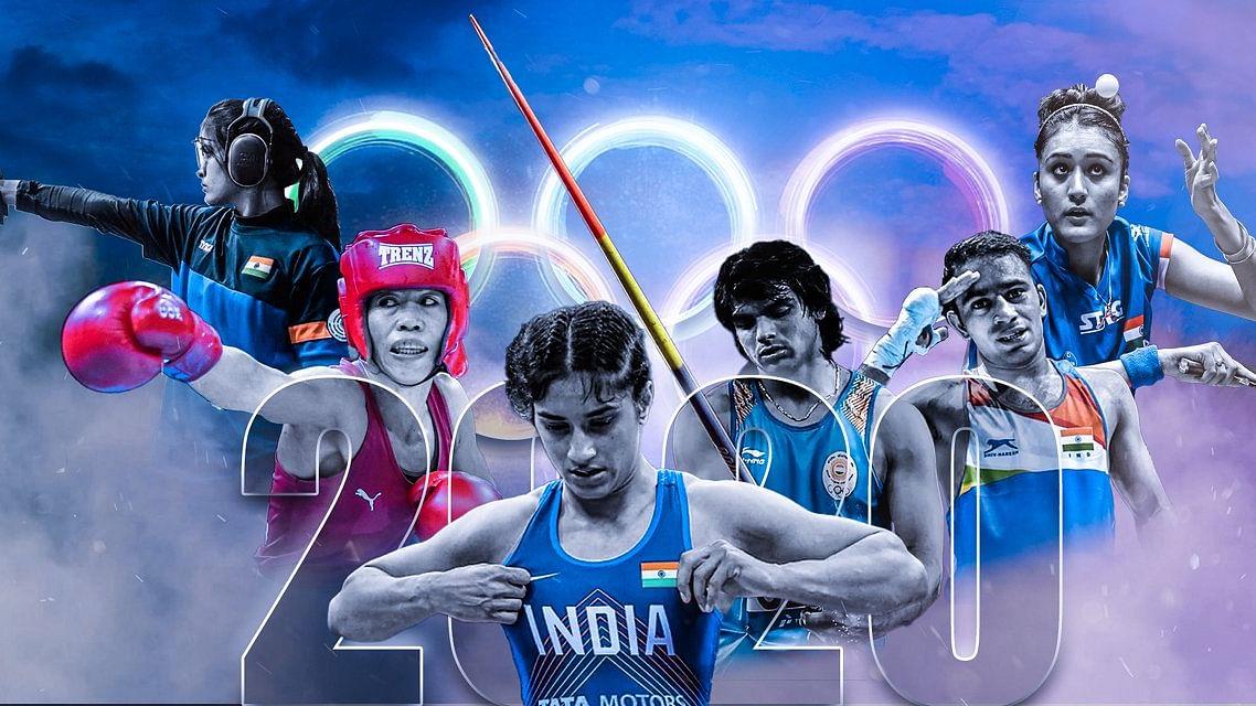 भारत के लिए शुभ है Tokyo Olympics में पांच अंक