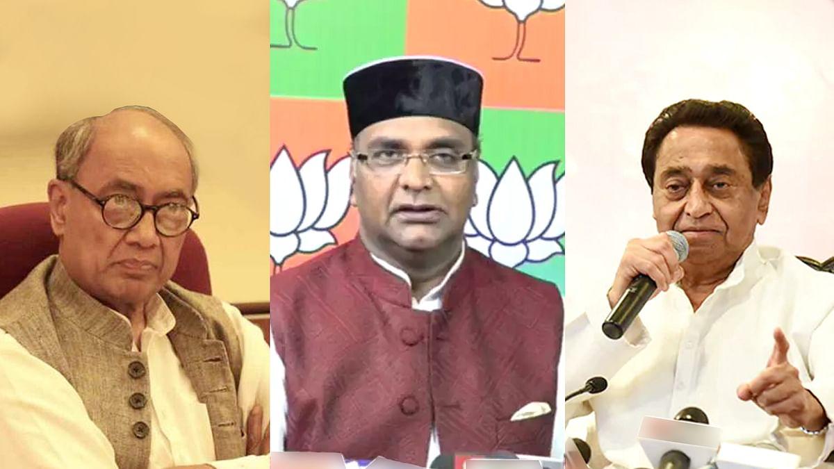 Bhopal: कमलनाथ, दिग्विजय सिंह पर तंज कसने समेत इन मुद्दों पर मंत्री सारंग ने दिए बयान