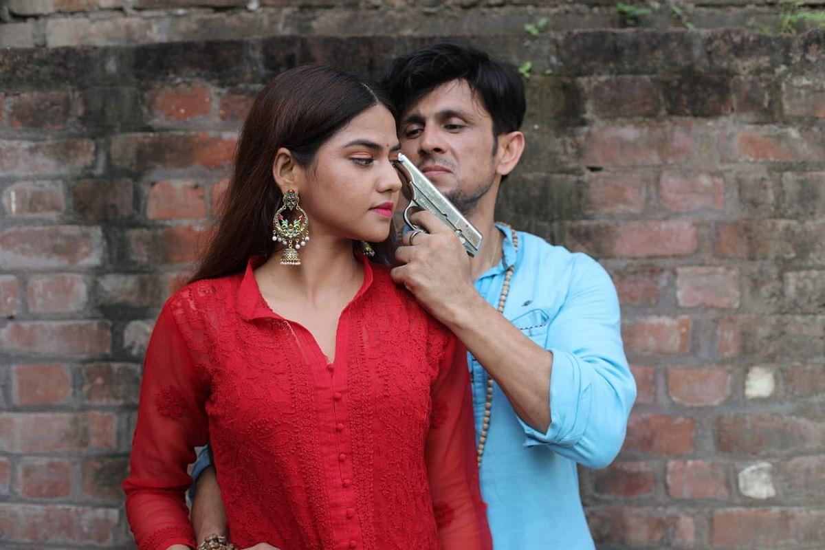 सीतापुर द सिटी ऑफ गैंगस्टर के किरदार को ड्रीम किरदार मानते हैं रवि सुधा चौधरी