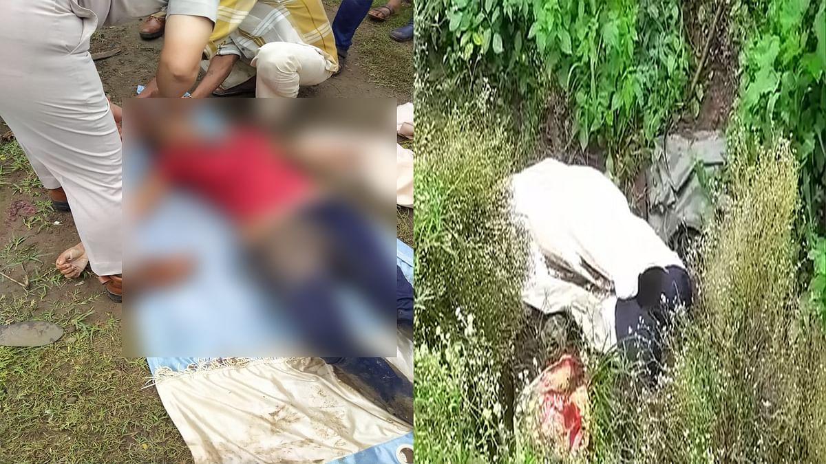 हत्या का खुलासा: घर में हत्या कर प्रेमी ने लगाया प्रेमिका की लाश को ठिकाने