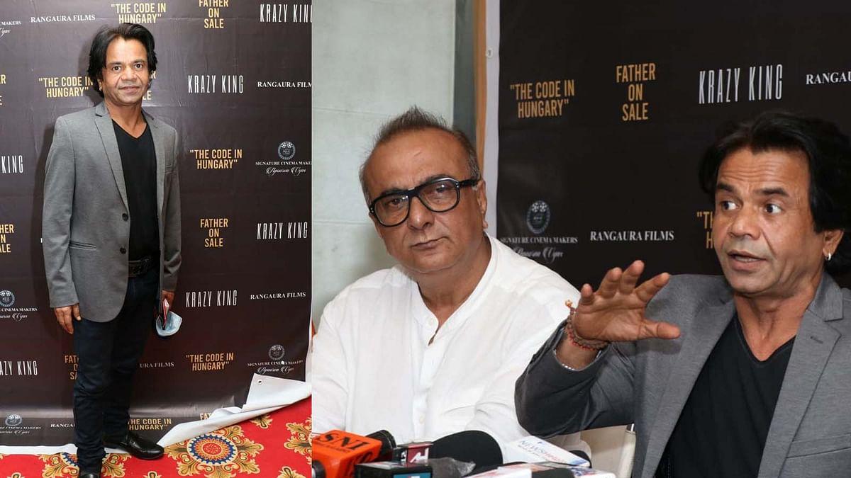 एक्टर Rajpal Yadav स्टारर तीन प्रोजेक्ट्स की हुई घोषणा