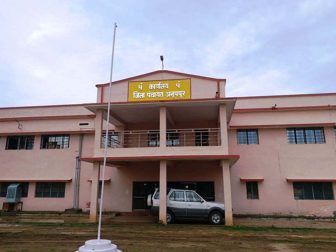 Anuppur : तो क्या यहां भी अधिकारी बनाते हैं उपयंत्रियों पर दबाव?