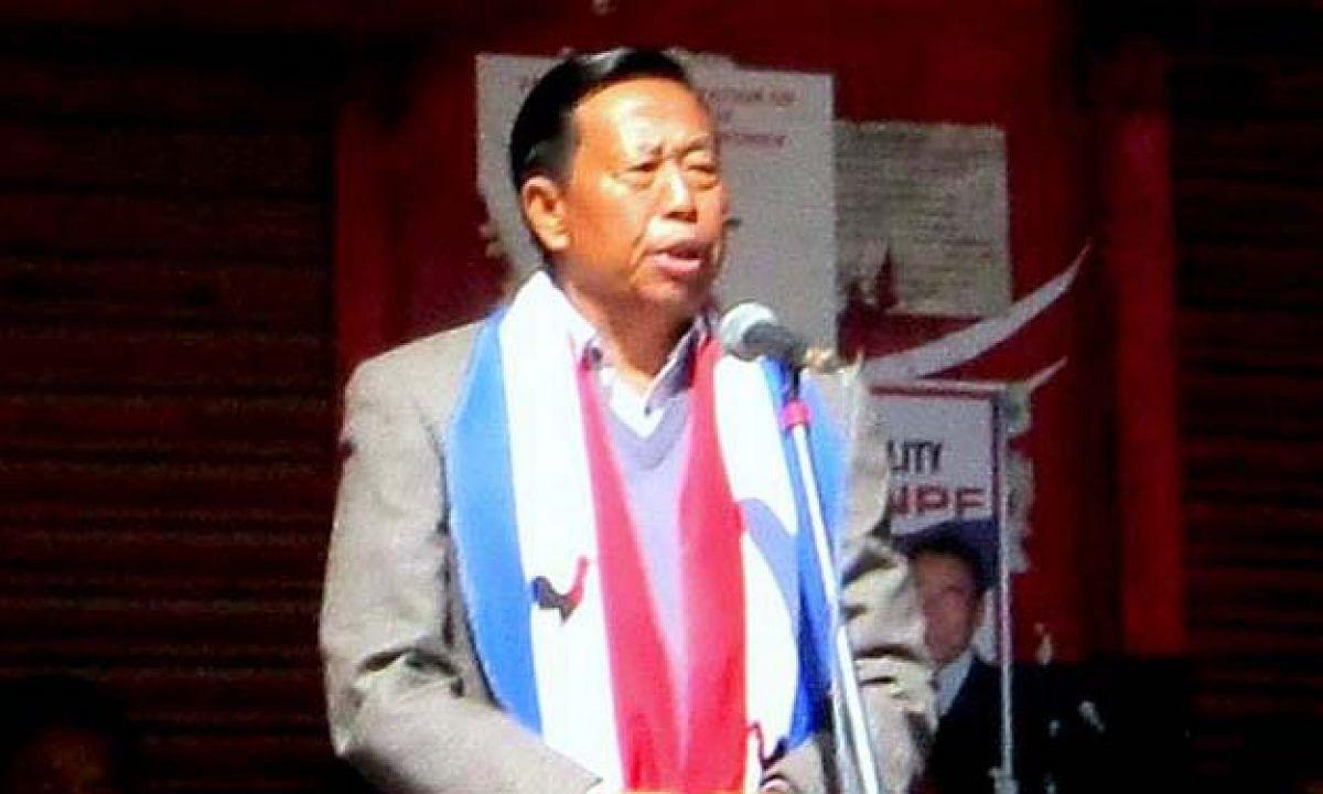 नागालैंड के पूर्व विधायक डॉ. निहोशे का निधन
