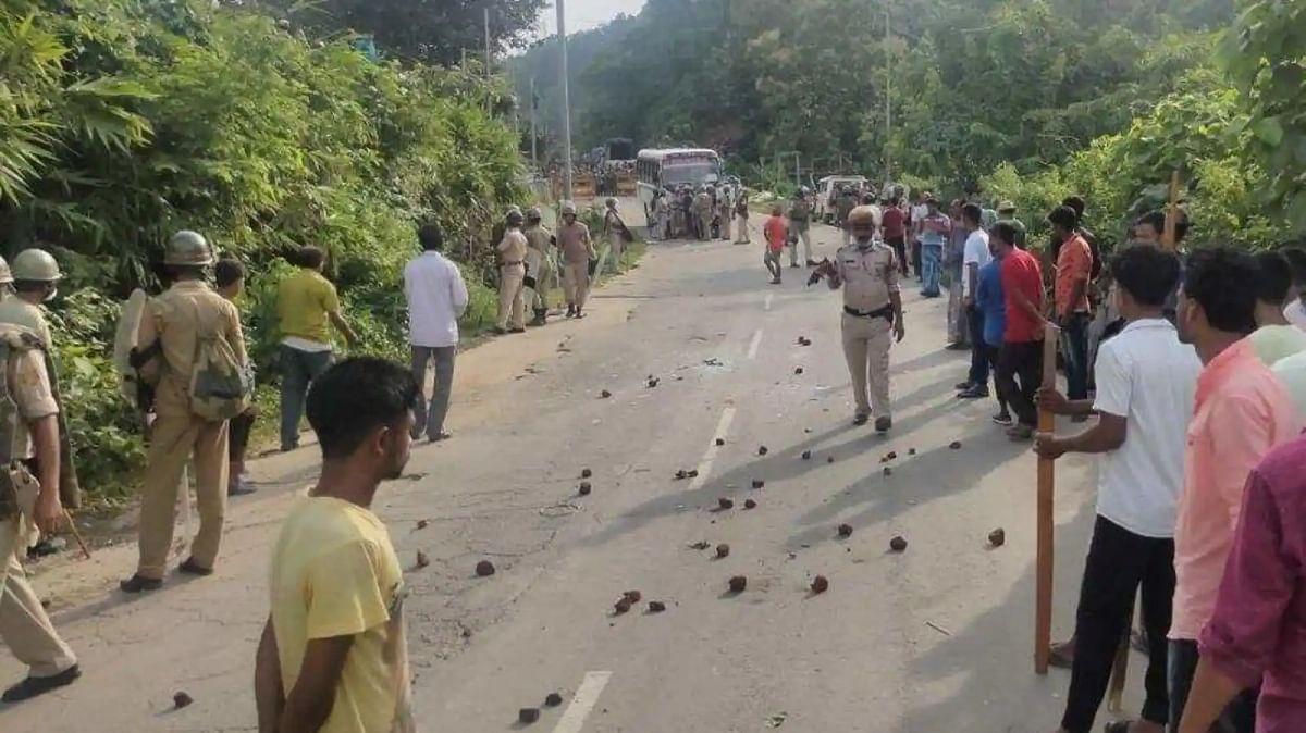 Assam Mizoram Clash: पुलिस में खूनी संघर्ष, शाह ने राज्यों के CM से की बात