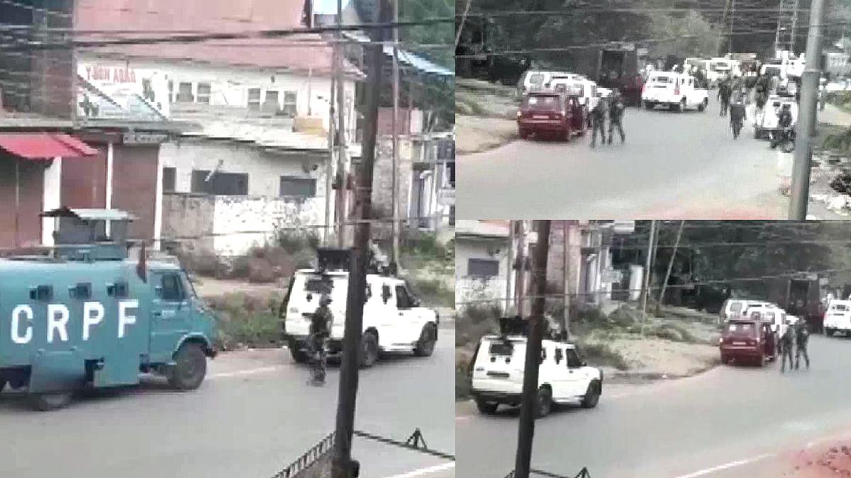 Jammu-Kashmir में अनंतनाग समेत कई ठिकानों पर NIA की छापेमारी