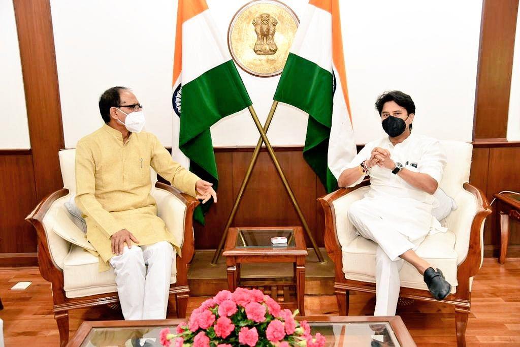 मुख्यमंत्री शिवराज सिंह ने भोपाल को इंटरनेशनल एयरपोर्ट बनाने का दिया प्रस्ताव