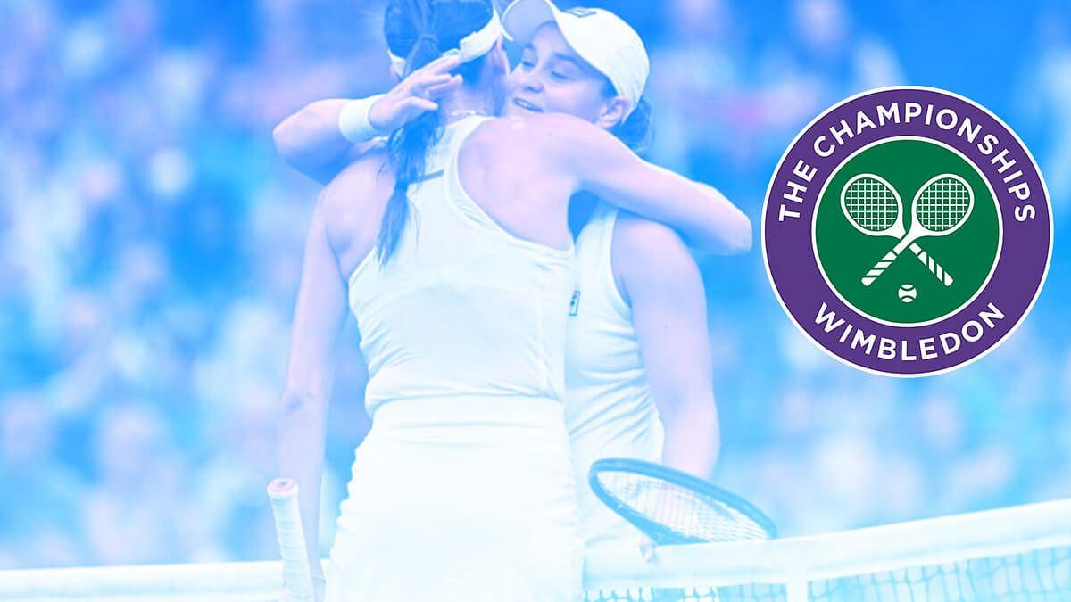 विम्बलडन को नई महिला चैंपियन मिलना तय, बार्टी और प्लिसकोवा में होगी भिड़ंत
