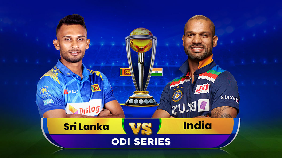 18 जुलाई से शुरू होगी भारत - श्रीलंका सीरीज