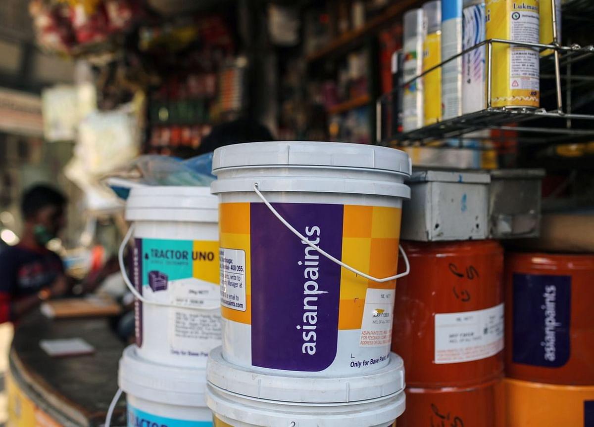 वित्त वर्ष की पहली तिमाही के दौरान Asian Paints का मुनाफा रहा उम्मीद से कम