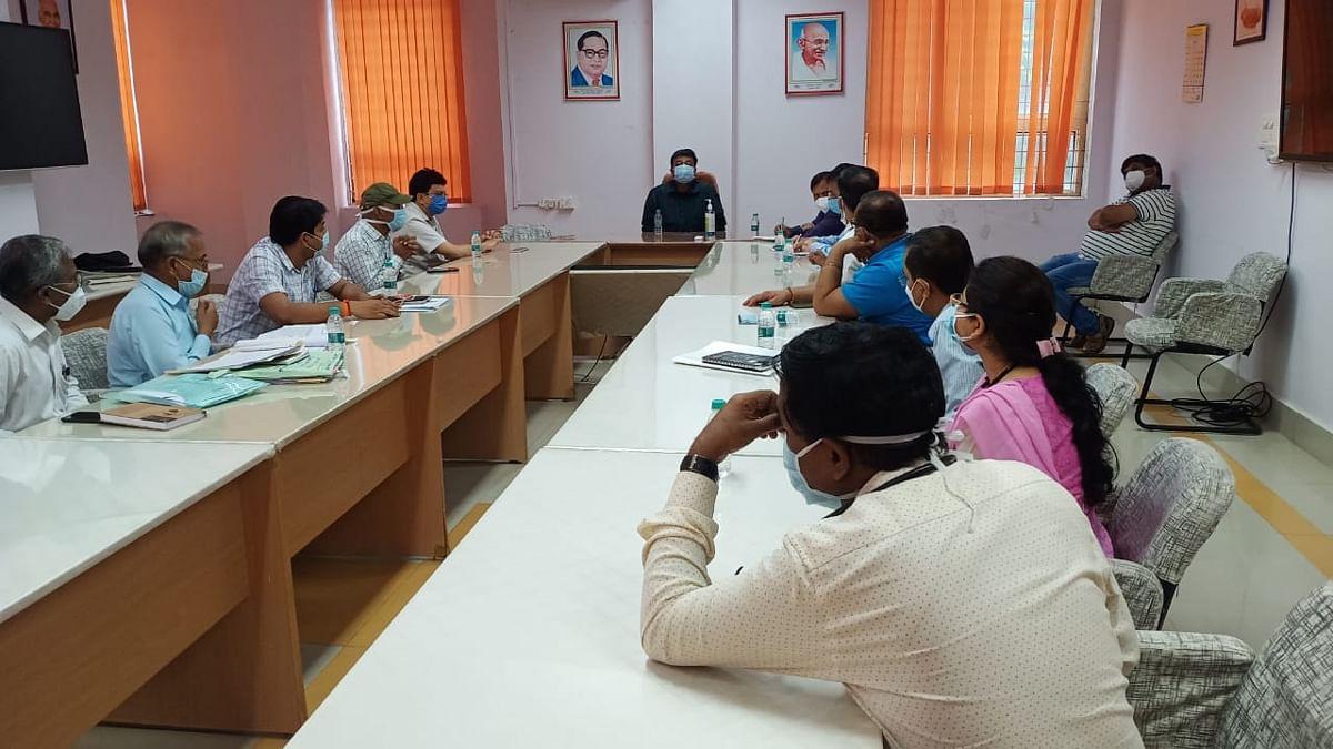 Sagar : बीएमसी में 150 अतिरिक्त बिस्तरों पर उपलब्ध कराई जाएगी ऑक्सीजन
