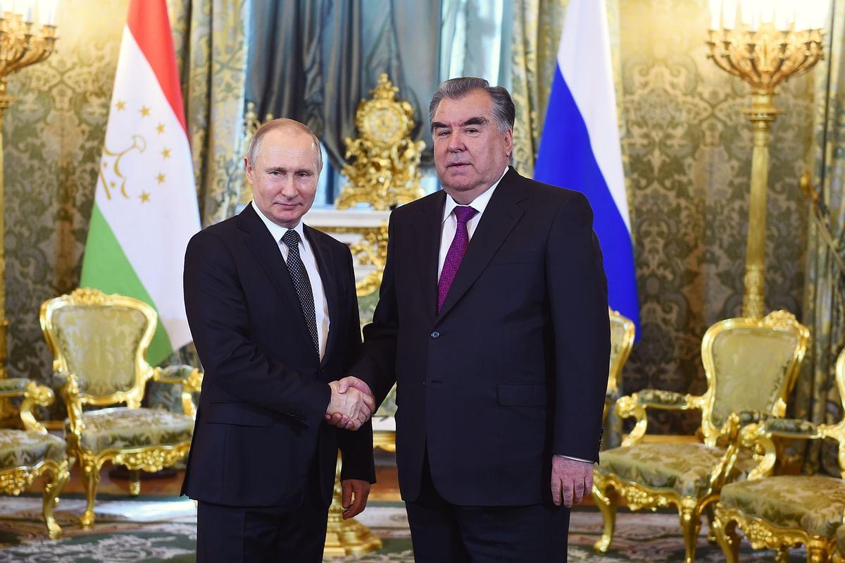 Afghanistan से खतरा होने पर Russia Tajikistan की करेगा मदद