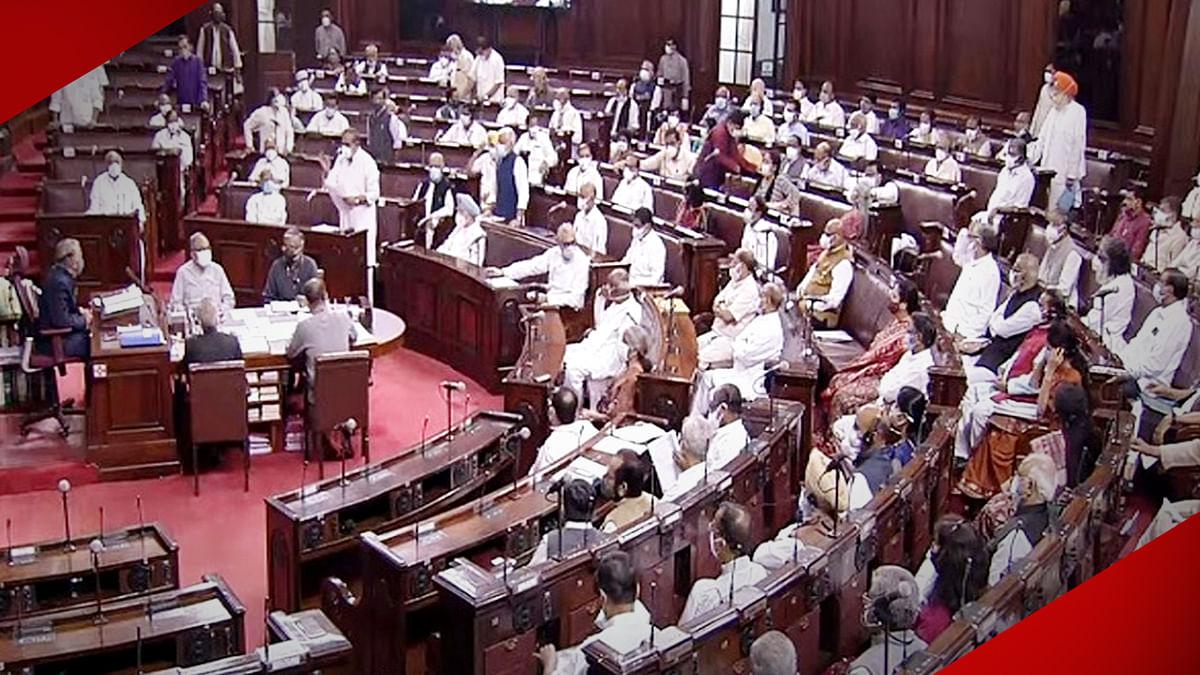 Monsoon Session: सदन में विपक्ष के जोरदार हंगामे से लोकसभा 22 जुलाई तक स्थगित