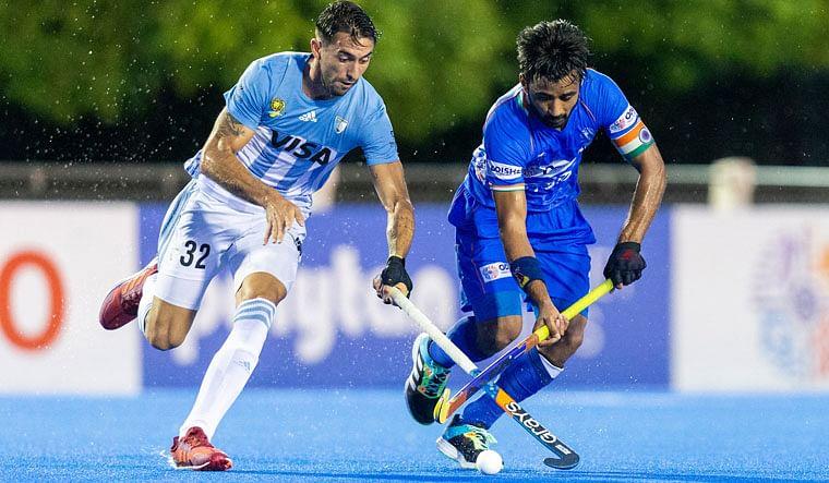 Tokyo Olympics : भारतीय पुरुष हॉकी टीम ने स्पेन को 3-0 से हराया