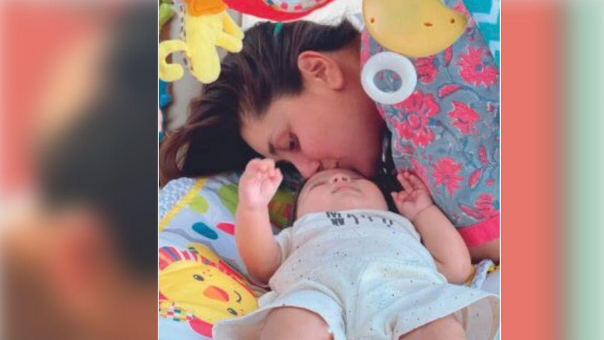 सामने आई करीना कपूर के बेटे Jeh की पहली तस्वीर, हुई वायरल