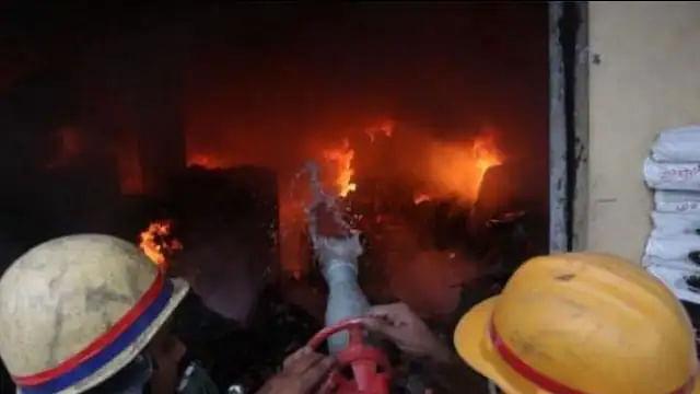 राजस्थान: जोधपुर के एक घर में लगी आग, मौत के घाट उतरे परिवार के चार लोग